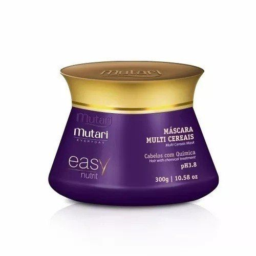 Mutari Máscara Multi Cereais Easy Nutrit 300g