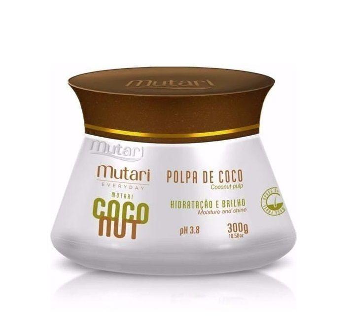 Mutari Polpa de Coco Cocconut Every Day 300g