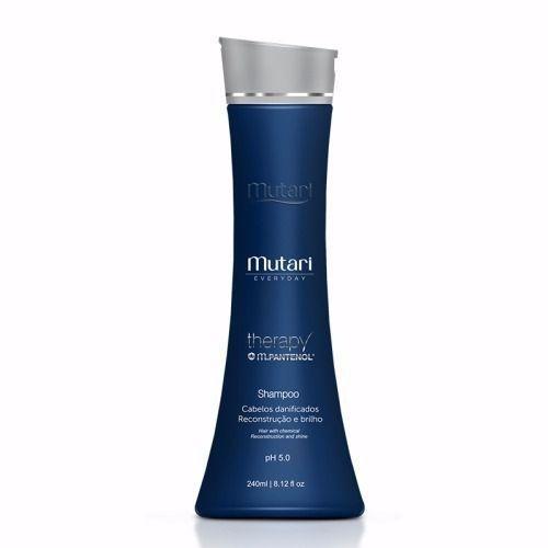 Mutari Shampoo Therapy M.Pantenol 240ml