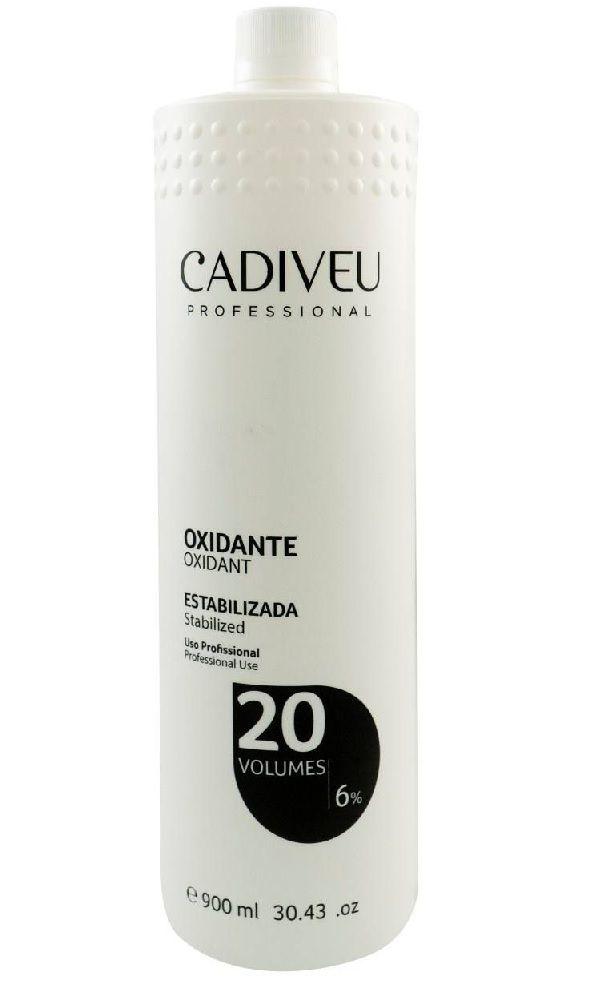 Oxidante Cadiveu 20 Volumes 900ml