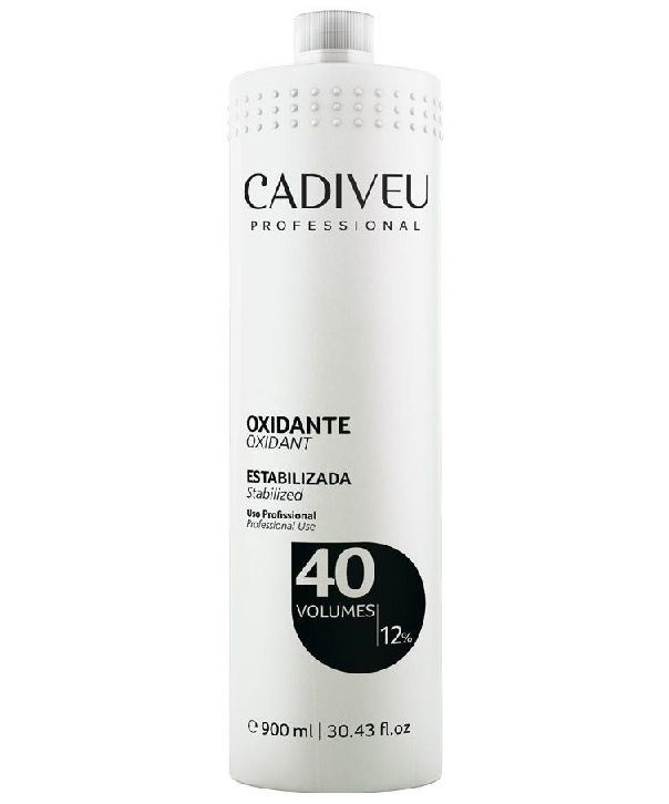 Oxidante Cadiveu 40 Volumes 900ml