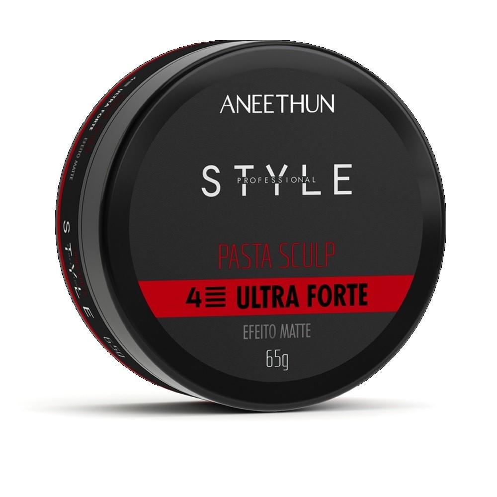 Pasta Sculp Ultra Forte Aneethun Efeito Matte 65g