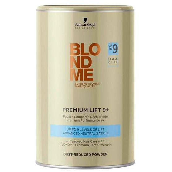 Pó Descolorante Blond Me Premium Lift 9+ Schwarzkopf 450g