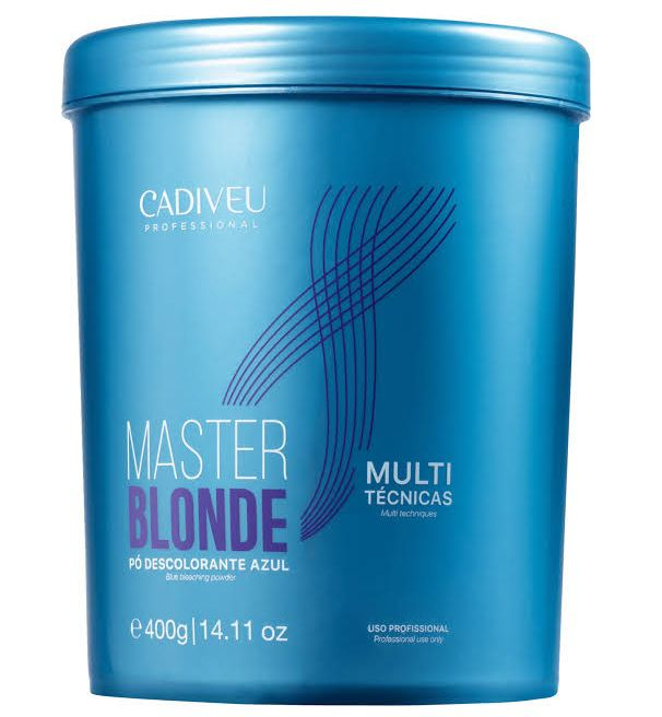 Pó Descolorante Cadiveu Master Blond 400g