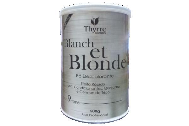 Pó descolorante Thyrre Blanch et Blonde 500g