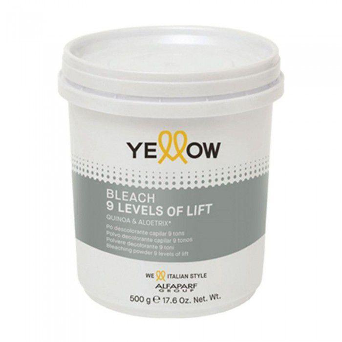 Pó Descolorante Yellow 9 Tons 500g