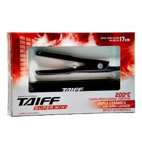 Prancha Super Mini Taiff 200ºc - Bivolt