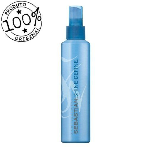 Sebastian Professional Flaunt Shine Define - Spray de Brilho 200ml