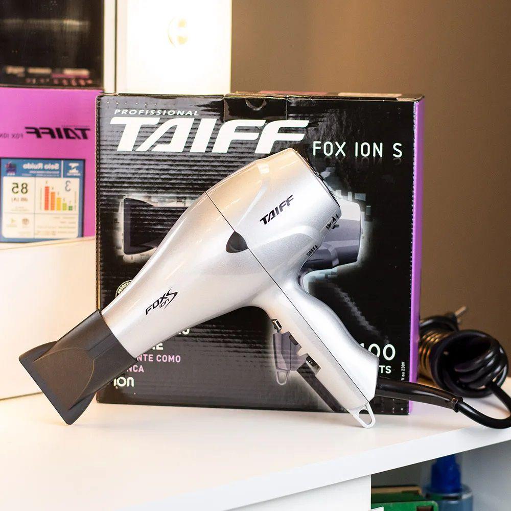 Secador de Cabelos Taiff Fox Íon S 2100W 220V