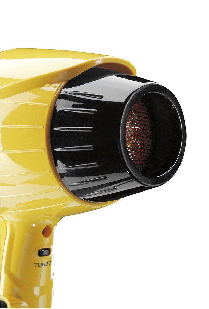 Secador Nano Titanium Italia Brava Turbo Ferrari Babyliss PRO 2000w 220V