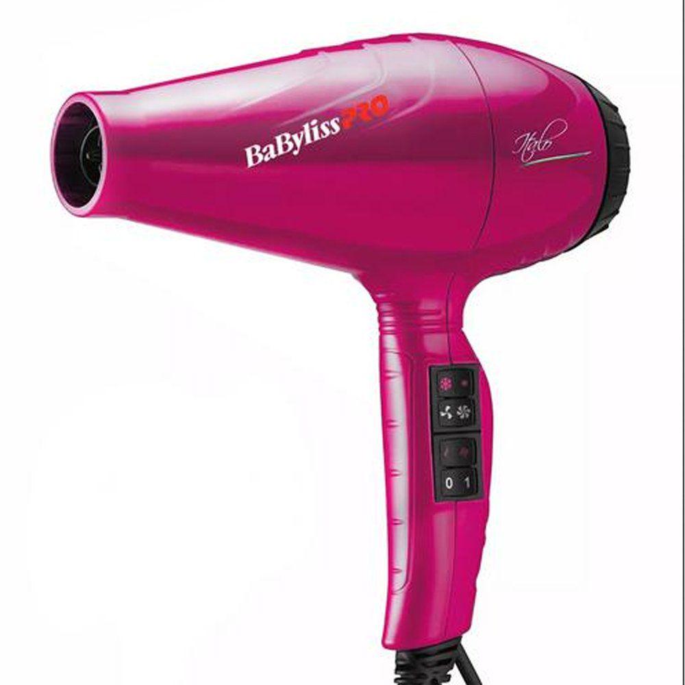 Secador Pink BabyLiss Pro Italo Colors 2000W 110V