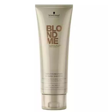 Shampoo All Blondes BlondMe Schwarzkopf 250ml