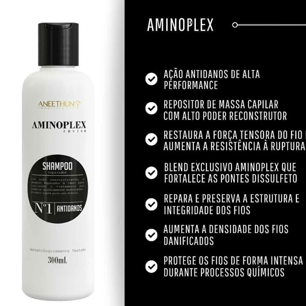 Shampoo Aneethun Aminoplex Revive 300ml