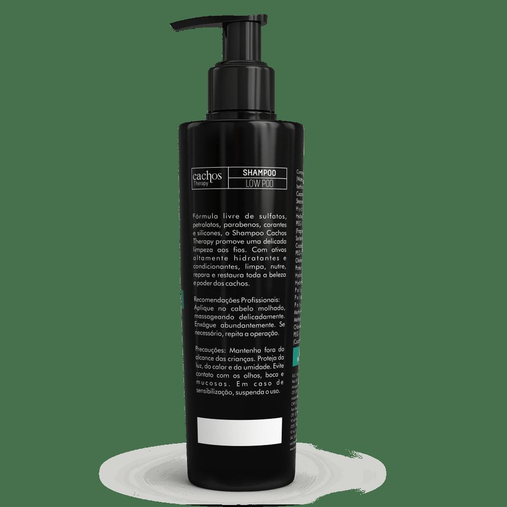 Shampoo Aneethun Low Poo Cachos Therapy 230ml