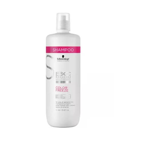 Shampoo BC Bonacure Color Freeze Silver Schwarzkopf 1000ml