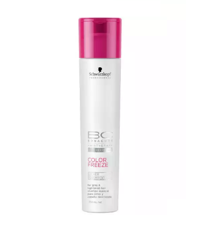 Shampoo BC Bonacure Color Freeze Silver Schwarzkopf 250ml