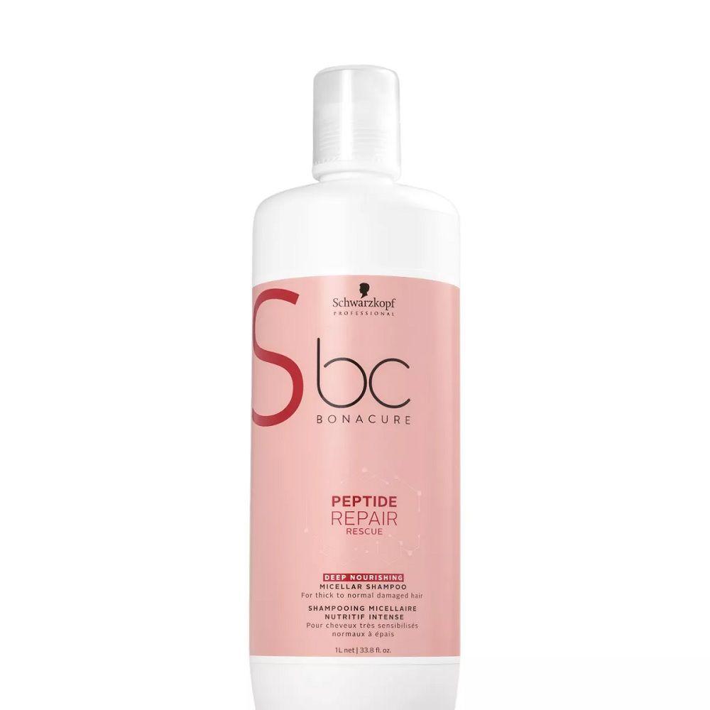 Shampoo BC Bonacure Deep Nourishing Schwarzkopf 1000ml