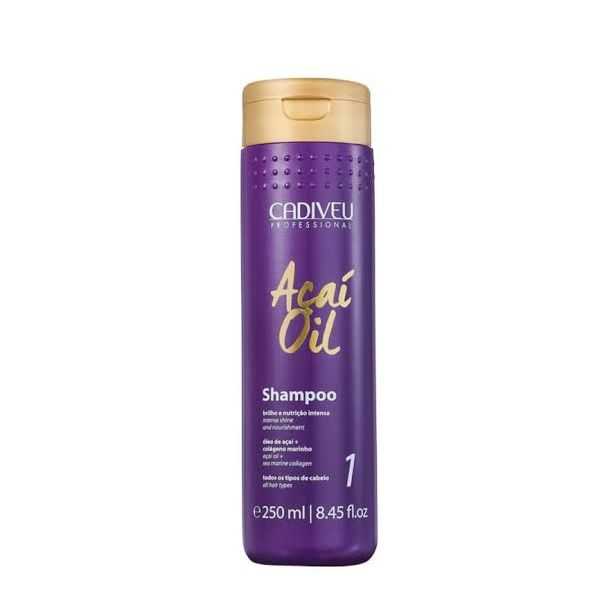 Shampoo Cadiveu Açaí Oil 250ml