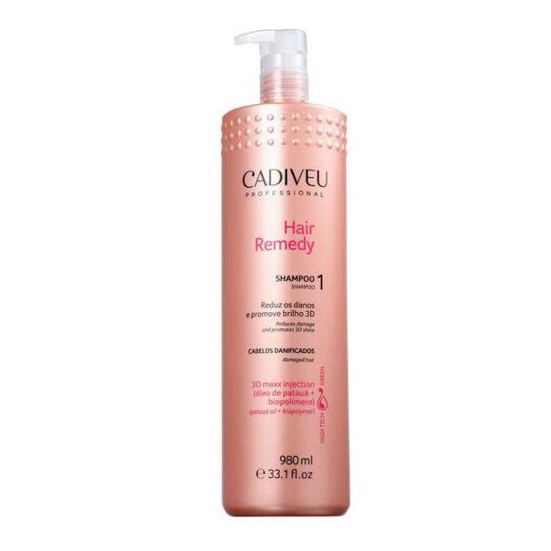 Shampoo Cadiveu Hair Remedy 980ml