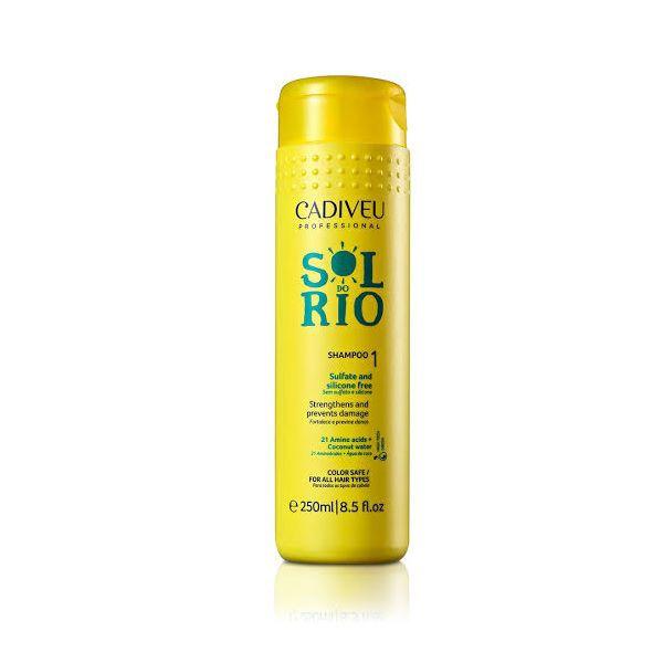 Shampoo Cadiveu Sol do Rio 250ml