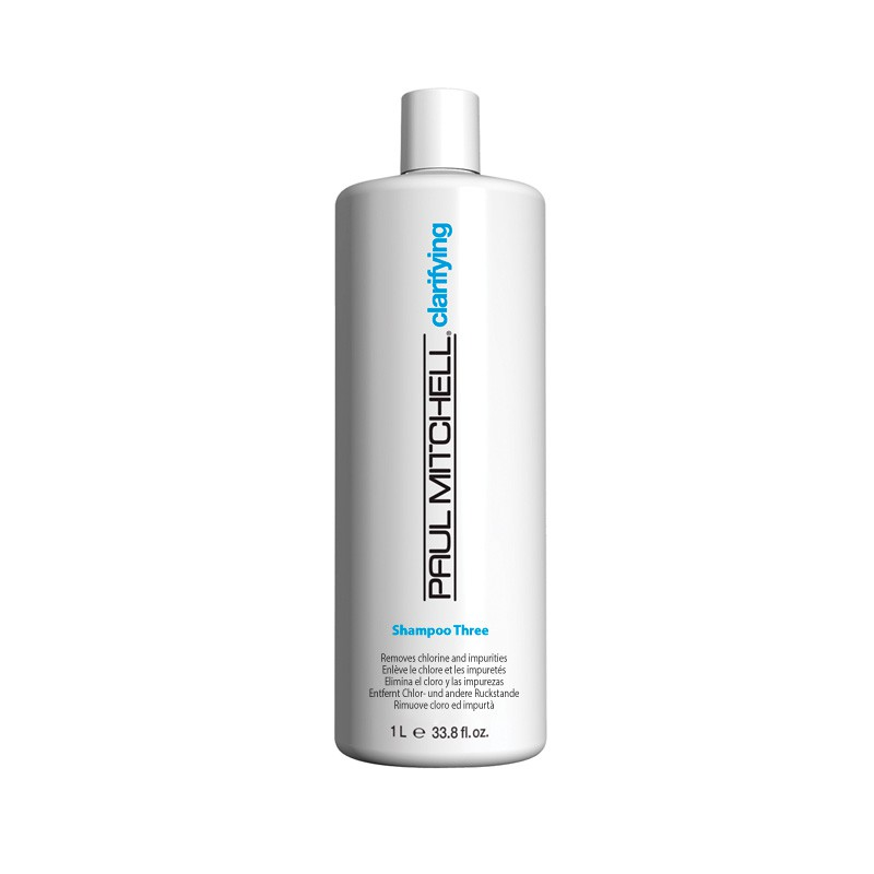 Shampoo Clarifying Three Paul Mitchell 1000ml