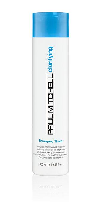 Shampoo Clarifying Three Paul Mitchell 300ml