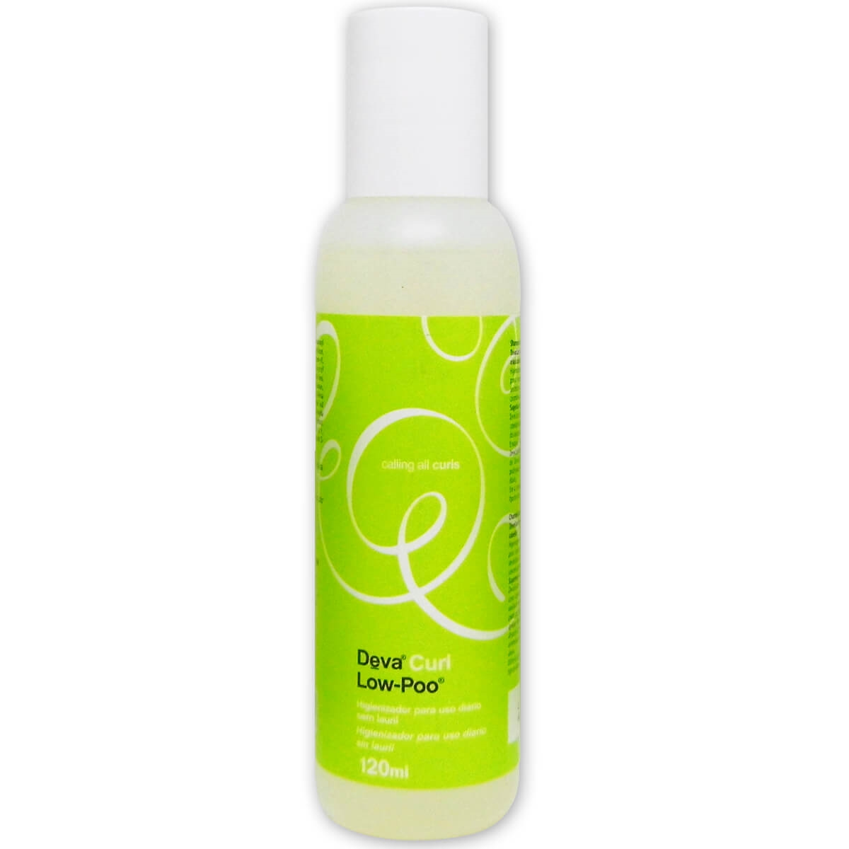 Shampoo Deva Curl Low Poo 120ml