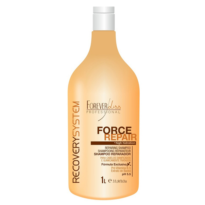 Shampoo Force Repair Forever Liss 1000ml