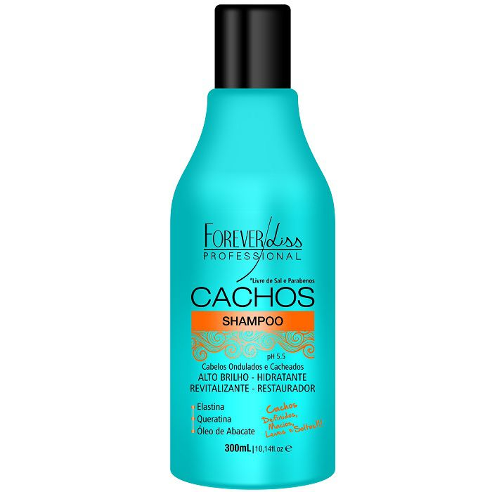 Shampoo Forever Liss Cachos 300ml