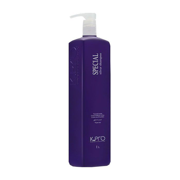 Shampoo K.pro Special Silver - 1000ml