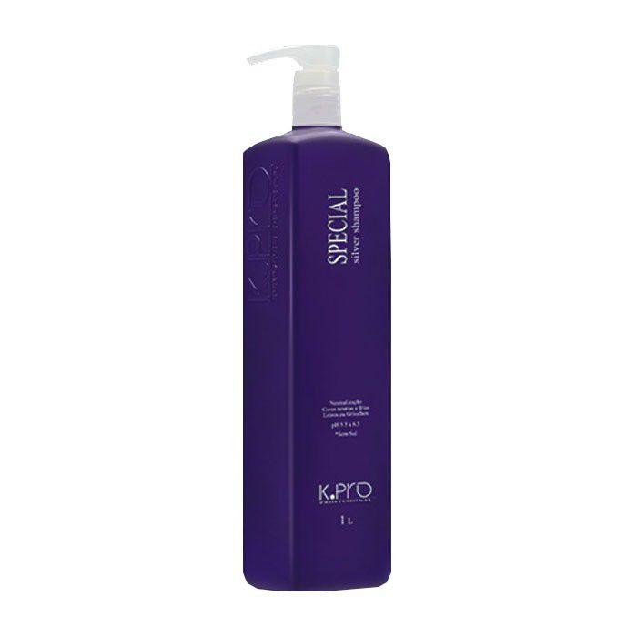 Shampoo K.pro Special Silver - 1000ml