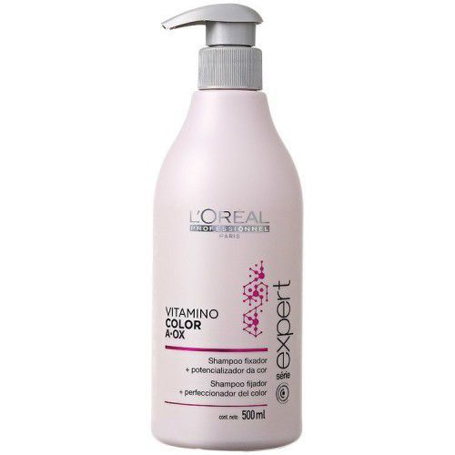 Shampoo Loreal Vitamino Color A-OX  500ml