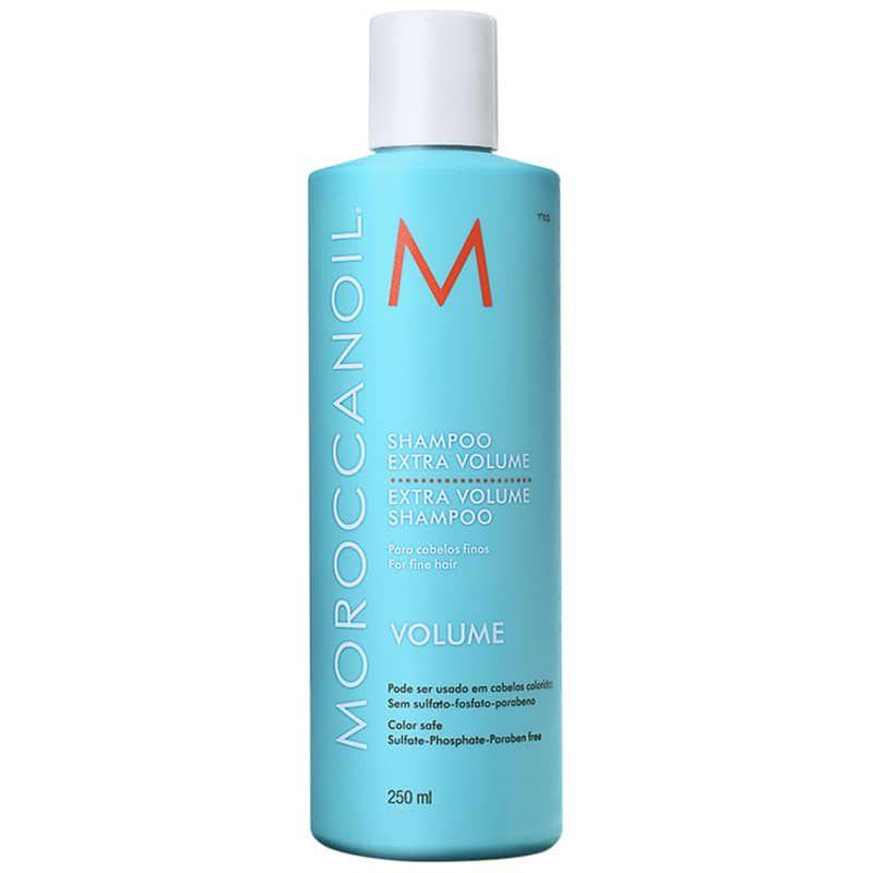 Shampoo Moroccanoil Volume Extra - sem Sulfato 250ml
