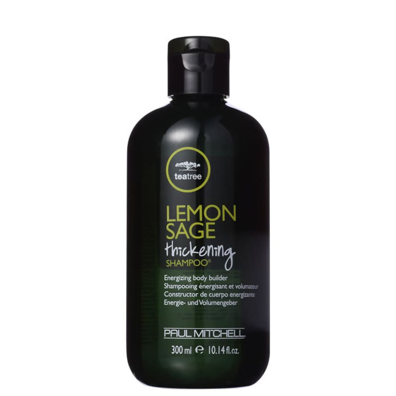 Shampoo Paul Mitchell Tea Tree Lemon Sage Thickening 300ml
