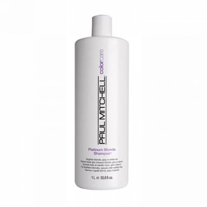 Shampoo Platinum Blonde Paul Mitchell 1000ml