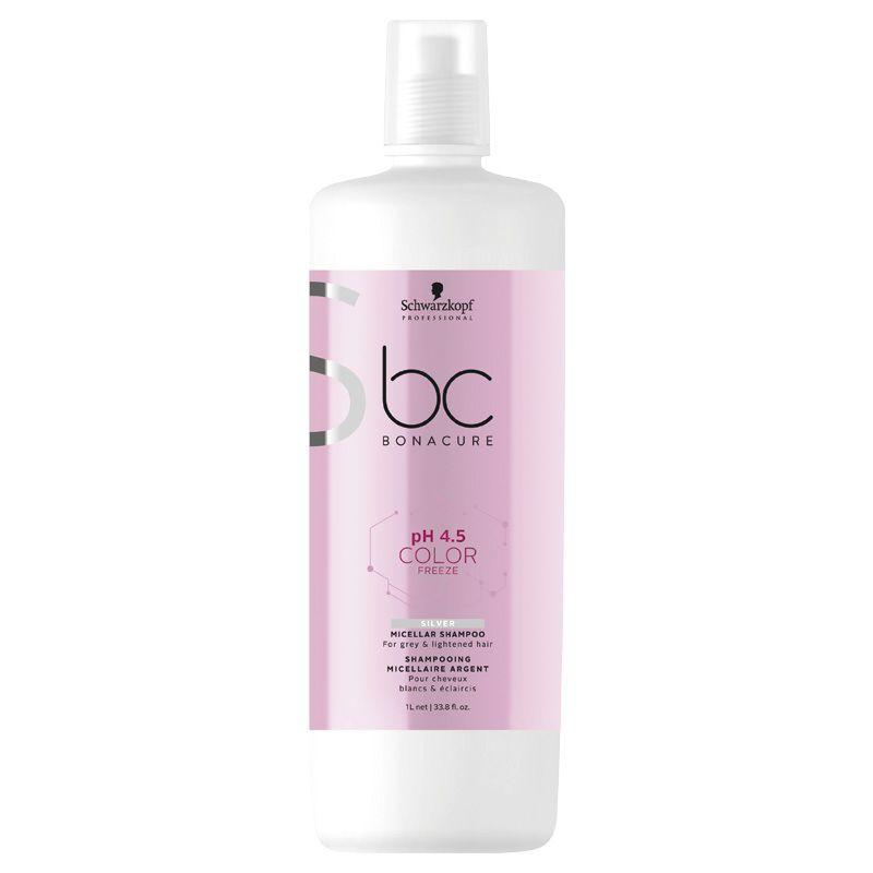 Shampoo Schwarzkopf BC Bonacure Color Freeze 1L