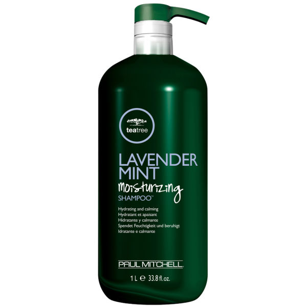 Shampoo Tea Tree Lavender Moisturizing Paul Mitchell 1000ml