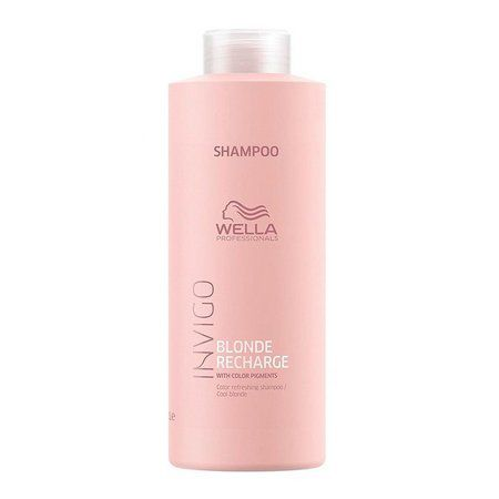Shampoo Wella Cool Blond Recharge Invigo 1000ml