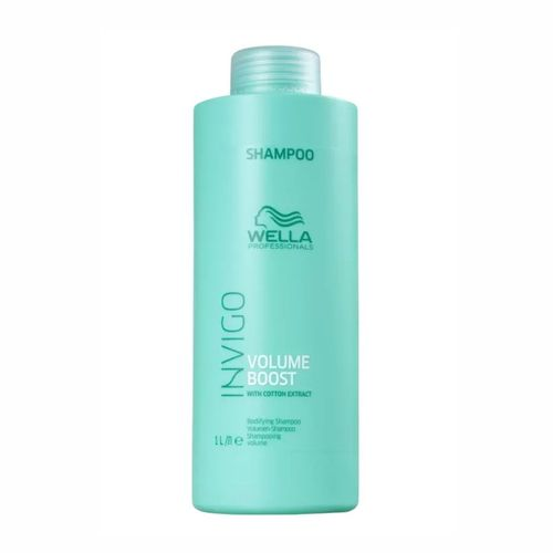 Shampoo Wella Volume Boost Invigo 1000ml