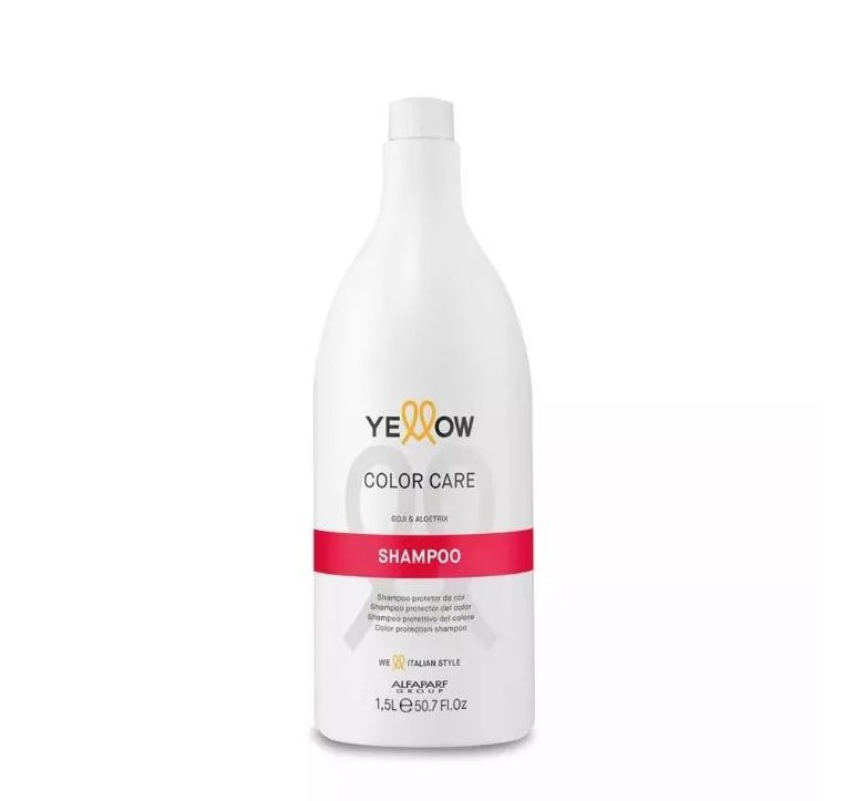 Shampoo Yellow Color Care 1500ml