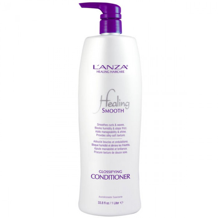 Lanza Smooth Glossifying Conditioner 1000ml
