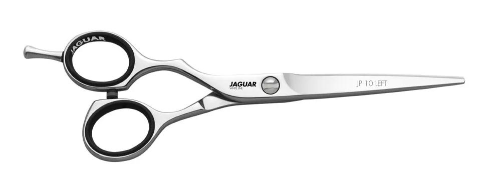 Tesoura Jaguar Left Whiteline Para Canhoto Fio Navalha 5.75