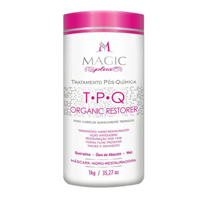 Tratamento Magic Plus Pós-Química Hidratação 1Kg