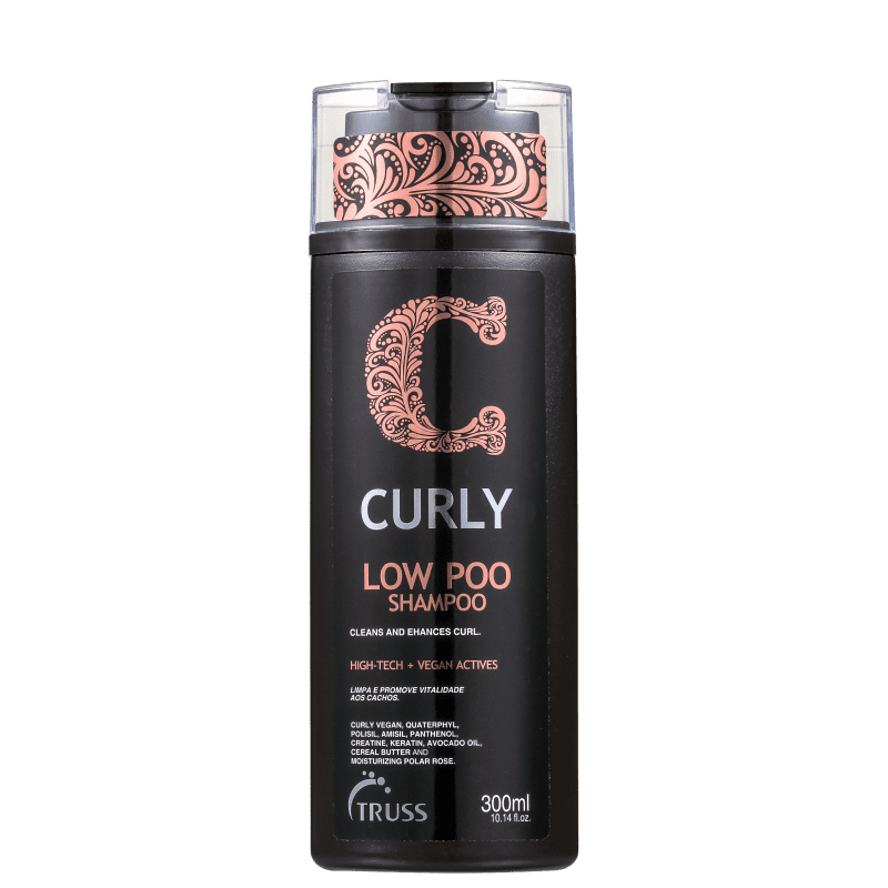 Truss Curly Shampoo Low Poo 300ml