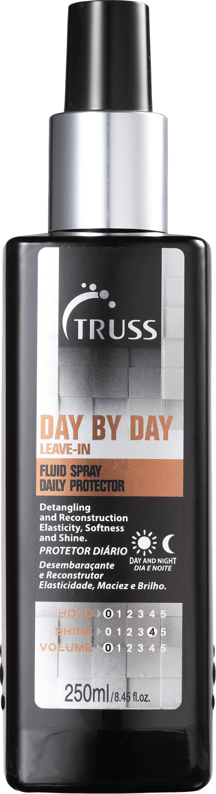 Truss Day by Day - Fluid Spray