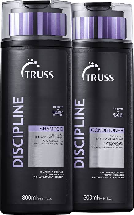 Kit Truss Discipline  Shampoo e Condicionador 2x300ml