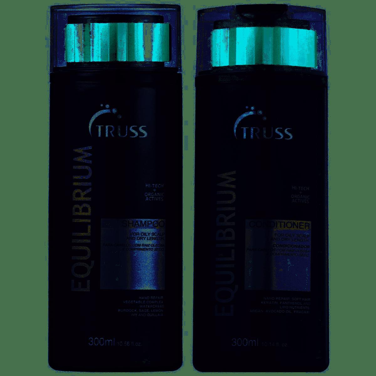 Kit Truss Equilibrium Shampoo e Condicionador 2x300ml