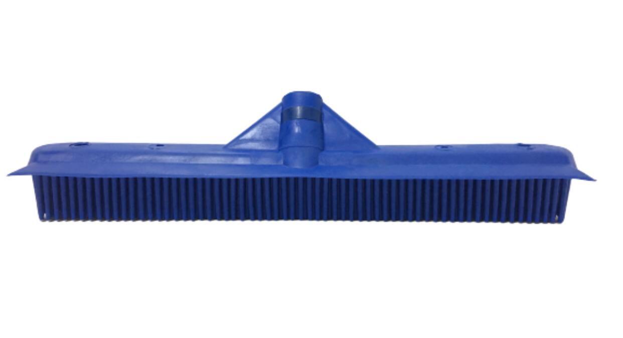 Vassoura Inteligente Azul Para Barbearia e Salão de Beleza