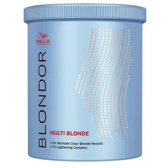 Pó Descolorante Wella Blondor Multi Blonde 800g