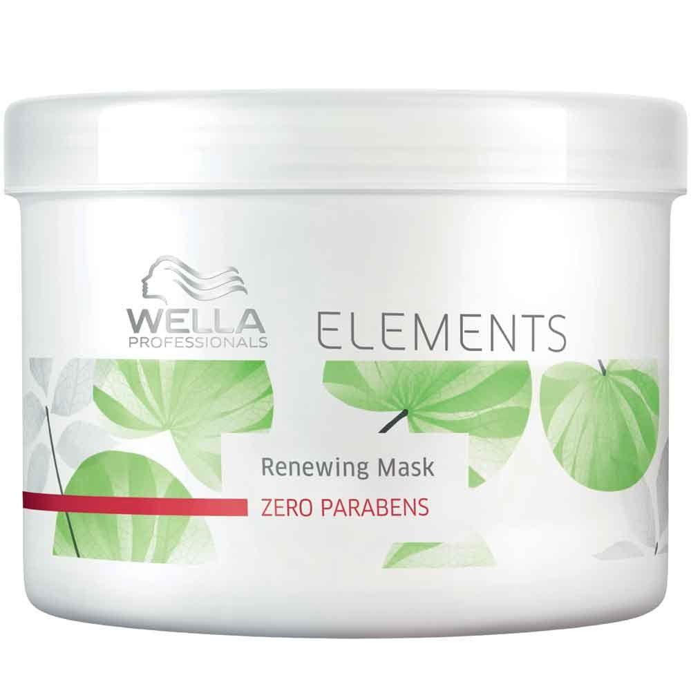 Renew  Wella Elements Mask 500g